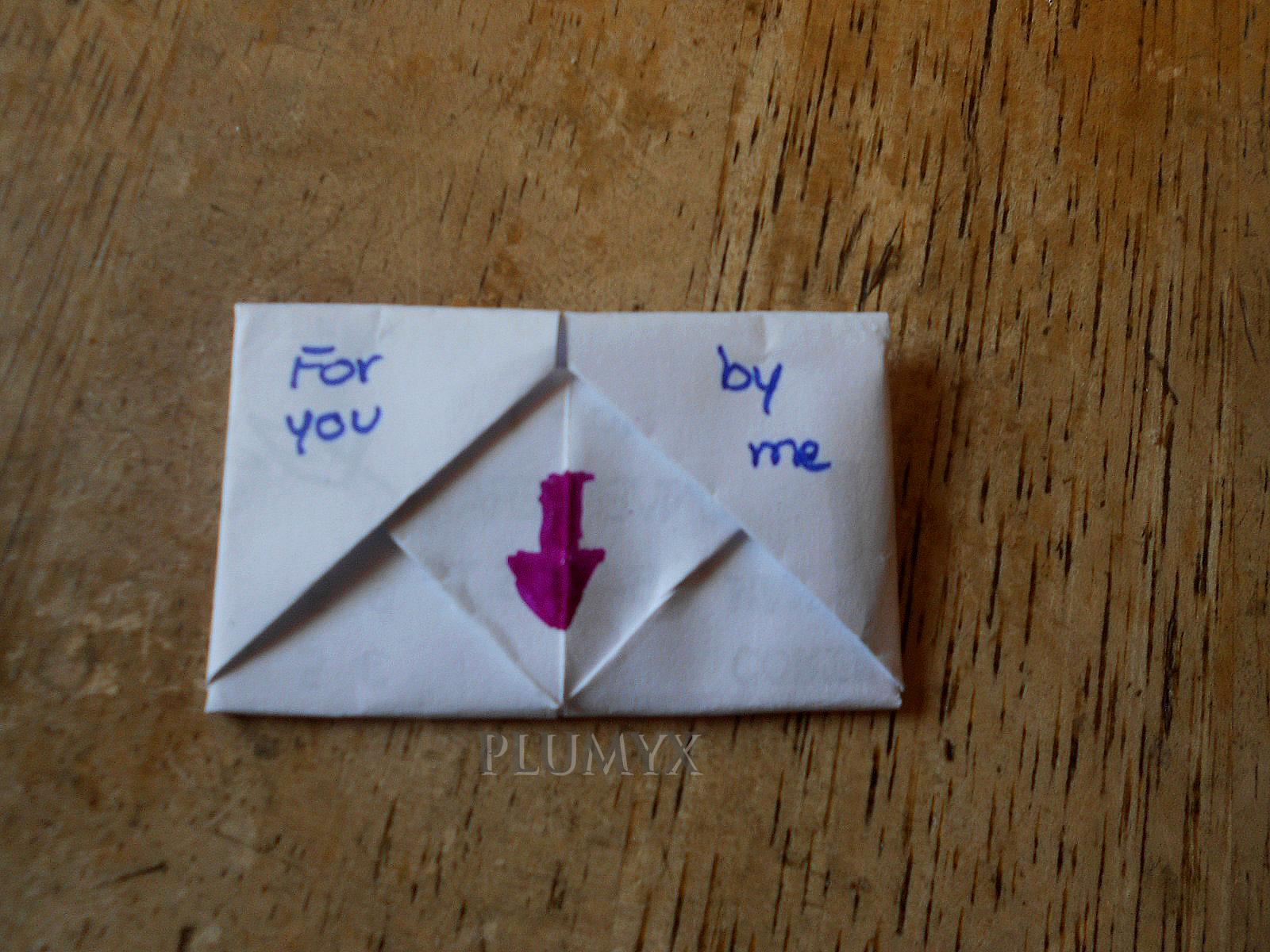 como doblar una carta formal