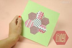 simple-tarjeta-con-hexagonos