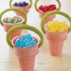 Decoracion conos de helado 17
