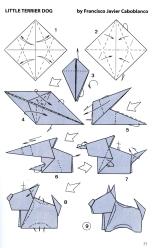 origami-dog