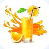 29000382-jugo-de-vitamina-naranja-en-el-vidrio-con-paja-y-c-ctel-paraguas-emblema-ilustraci-n-vectorial