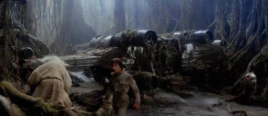 empire strikes back star wars V yoda lifts X-wing for luke skywalker r2d2.jpg