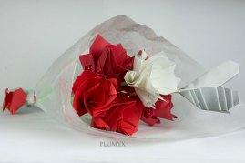 087_Ramo Rosas_rojas y blanca (2)