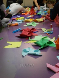 Talleres de origami