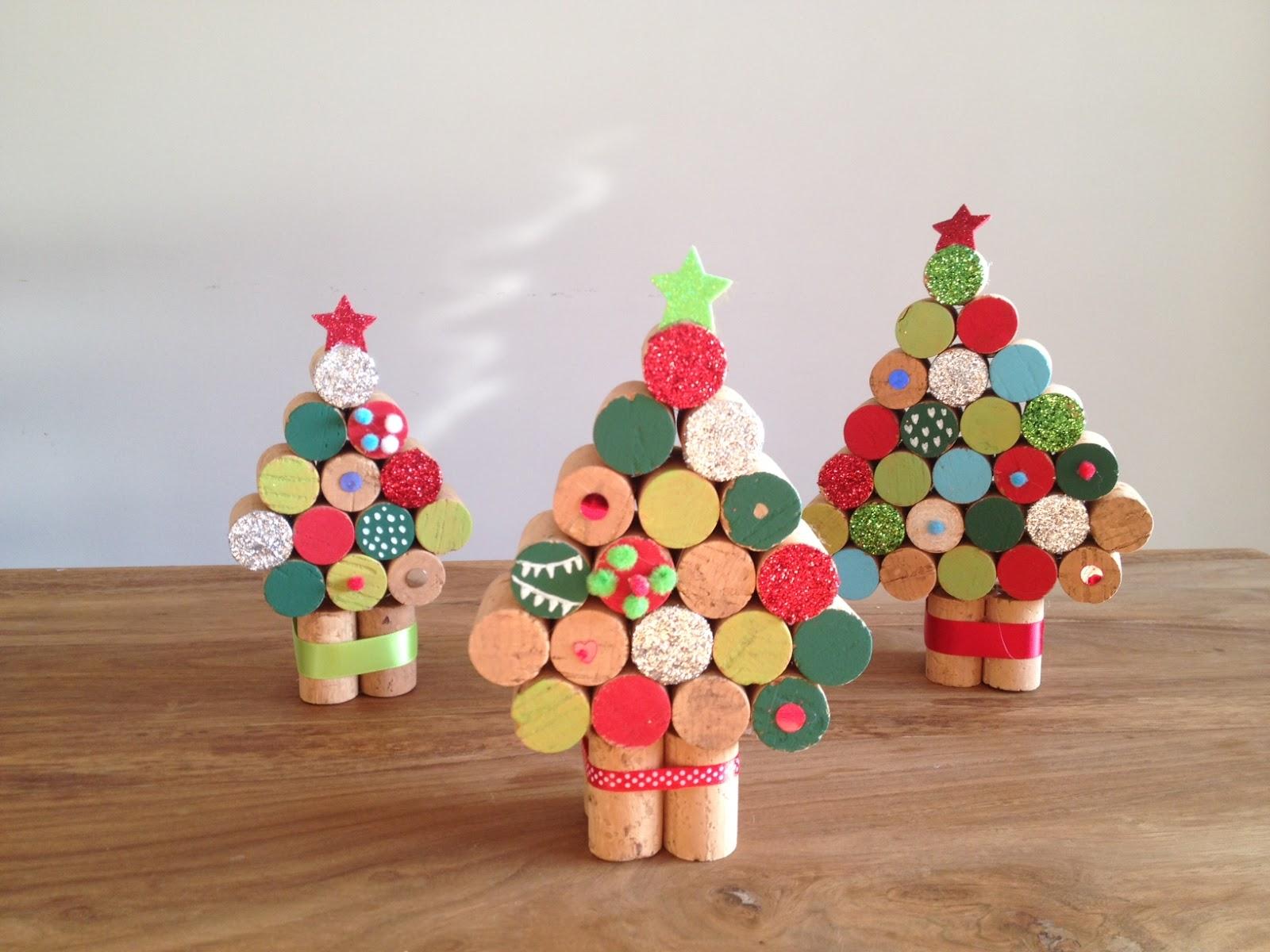 rboles de navidad reciclados plumyx