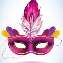 mascara-de-carnaval-con-pluma