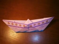 Barco pintado