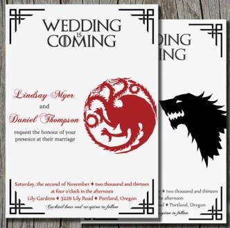 boda juego de tronos
