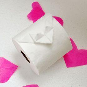 corazon papel