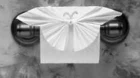 mariposa papel