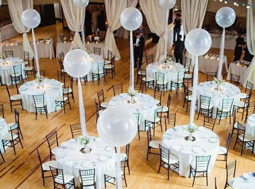 Centros de mesa para bodas originales plumyx for Mesas de boda originales