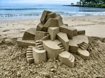 geometria de arena