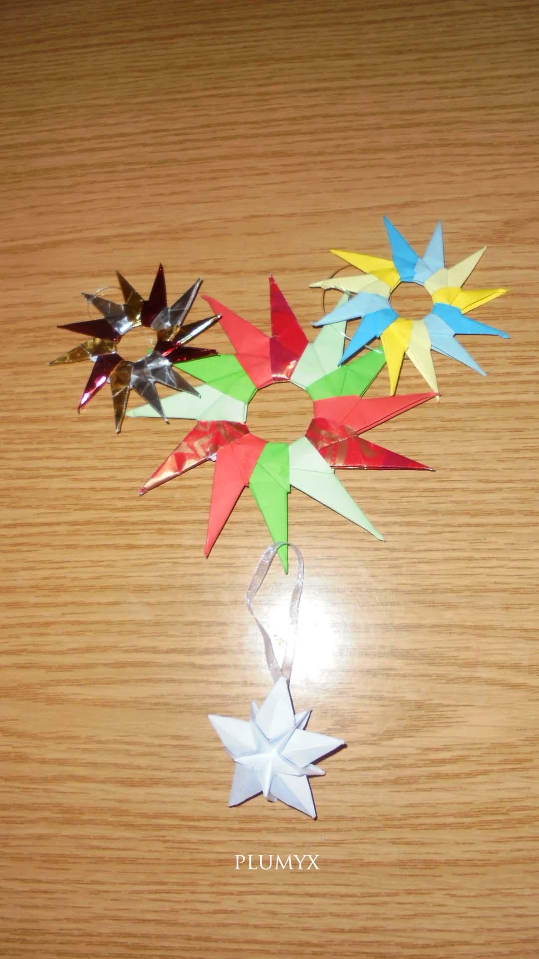 Decoraci n con estrellas plumyx - Decoracion con estrellas ...