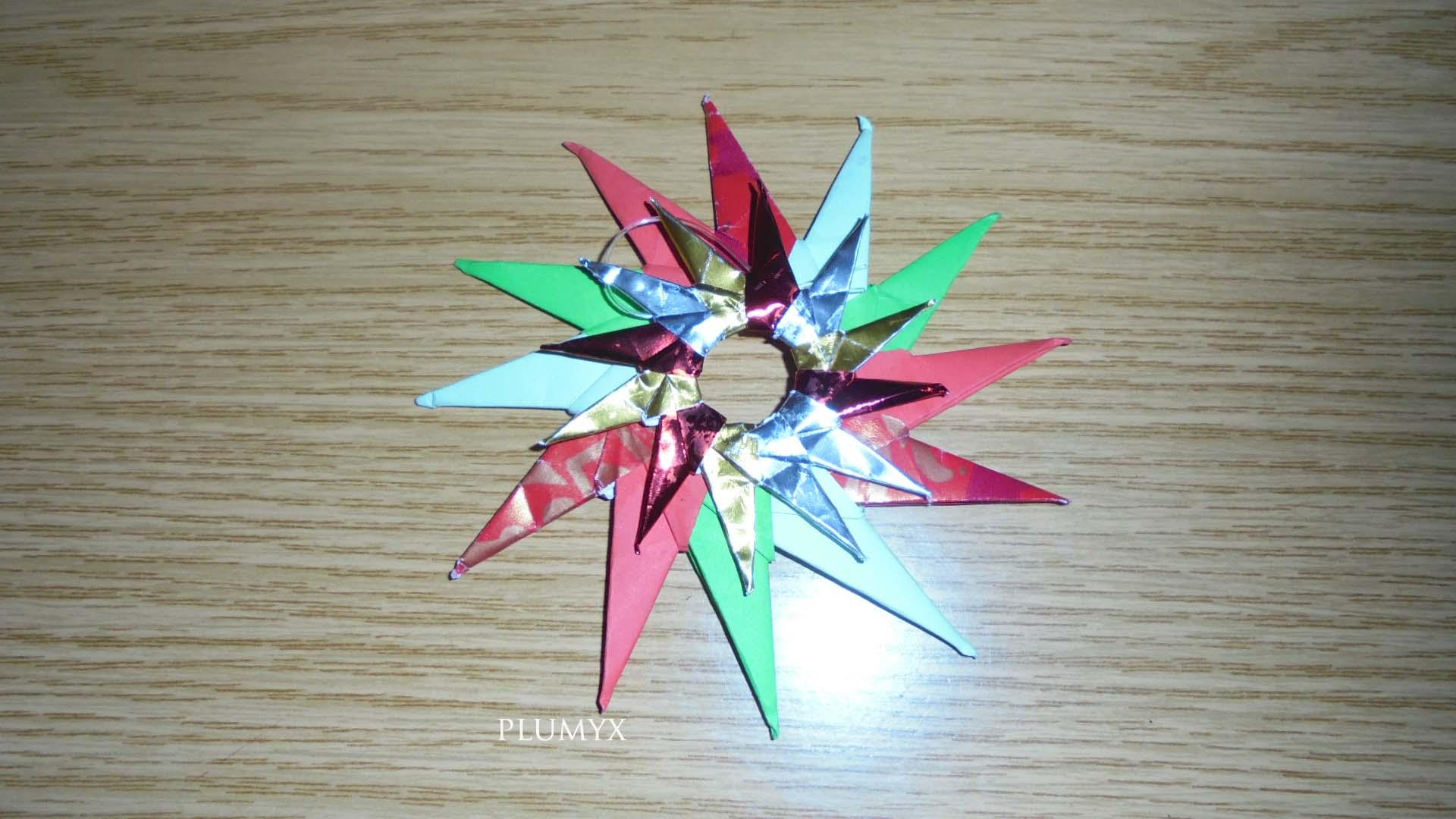 Decoraci n con estrellas plumyx for Decoracion con estrellas