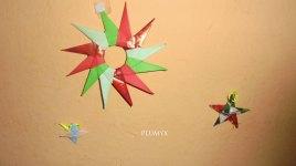 estrellas en pared