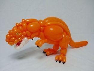 dinosaurio globos