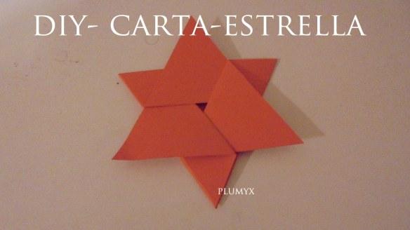 estrella carta-